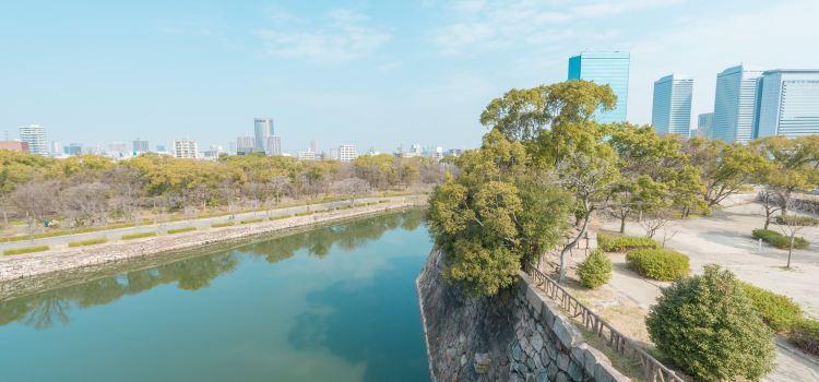 Osaka Castle Park3