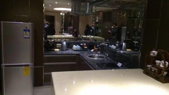 蘇寧環球套房飯店