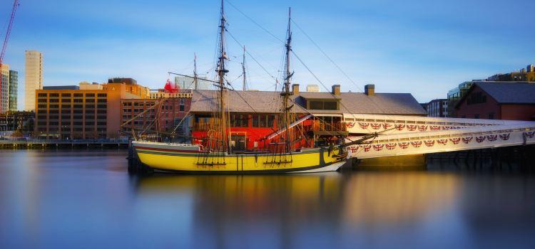 波士頓茶黨船艦及博物館2