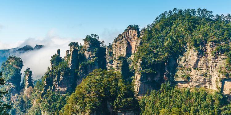 武陵源区图片