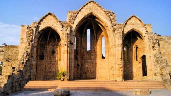 Church of Panagia tou Bourgou