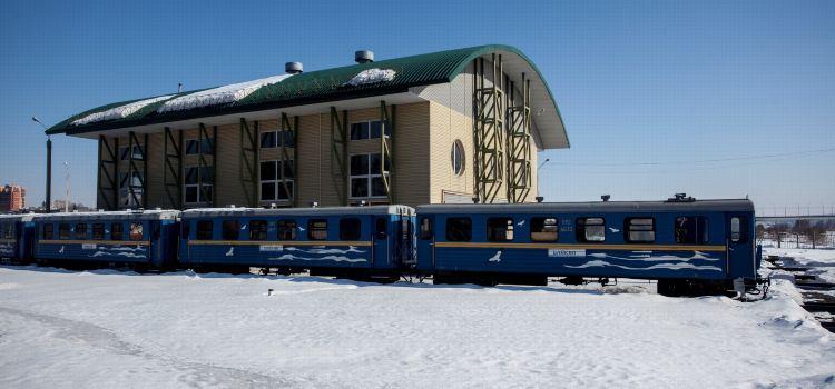 伊爾庫茨克火車主題公園3