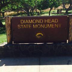 다이아몬드 헤드 여행 사진