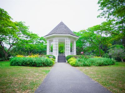シンガポール植物園