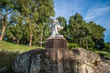 皇家植物园-悉尼-doris圈圈