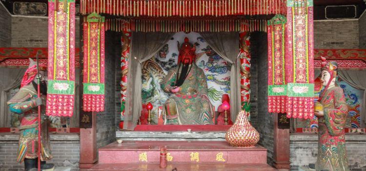 Nanshe Ming and Qing Ancient Village2
