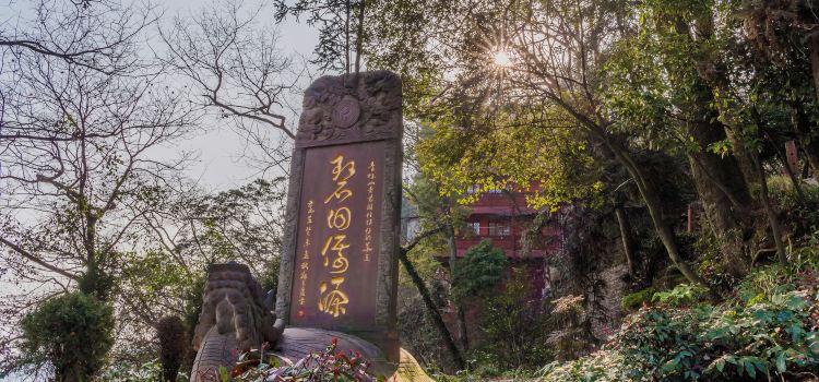 칭청산(청성산)2