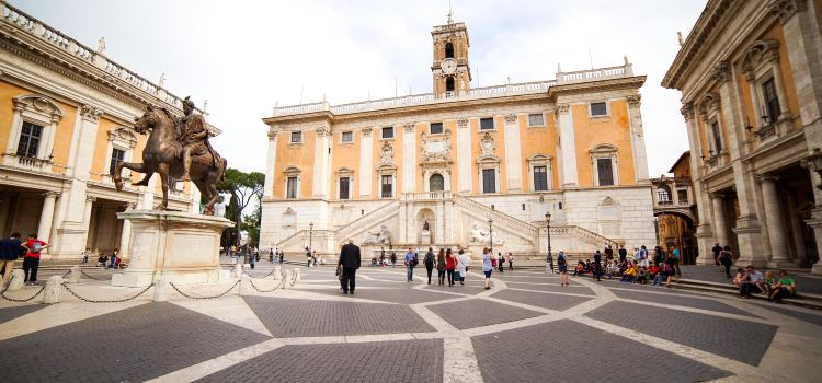 Piazza del Campidoglio1