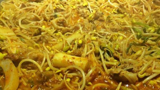KONGBU Bean sprouts bulgogi (jiangnanchengshi)