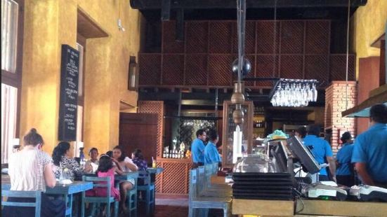 Colombo Fort Cafe