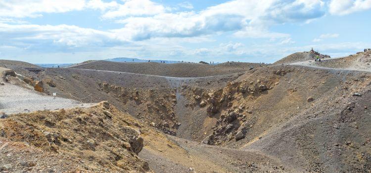 錫拉火山1