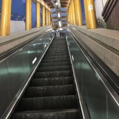 Central to Mid-Levels Escalator User Photo