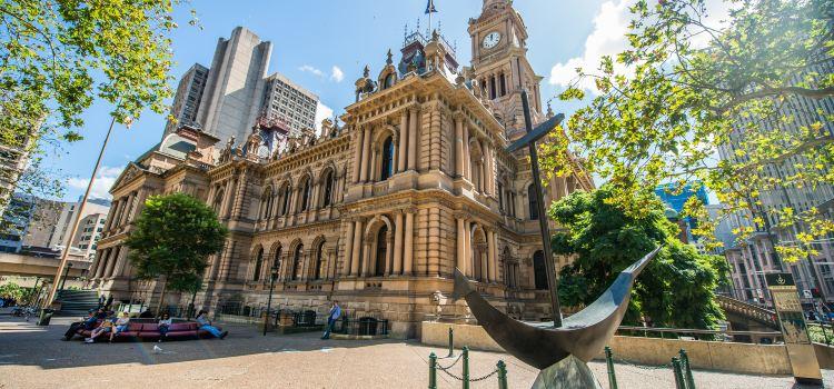 Sydney Town Hall3