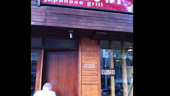 Hibachi Japanese Grill