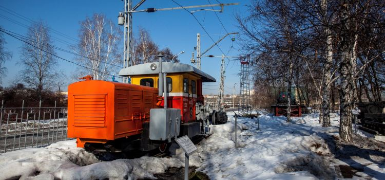伊爾庫茨克火車主題公園1