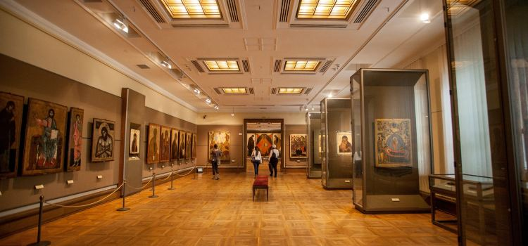 Tretyakov Gallery | Tickets, Deals, Reviews, Family Holidays ...