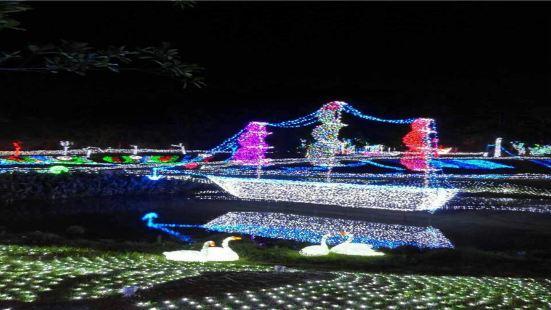 拉薩國際夢幻燈光展