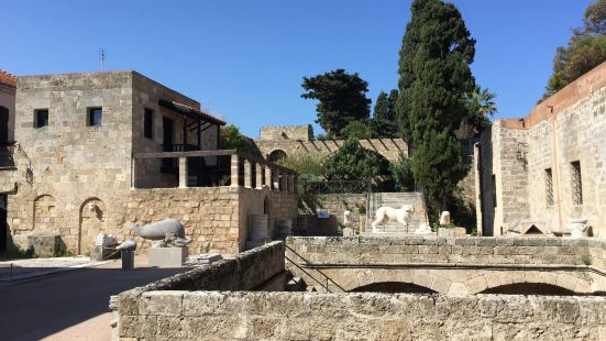 Archaeological Museum of Rhodes (Hospital of the Knights)