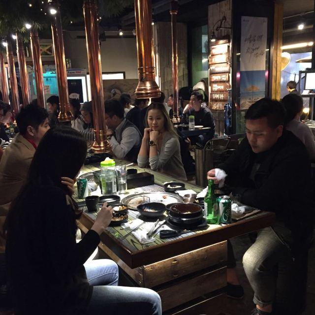 Haha & Admiralty 401 Rotisserie (Hongdae)