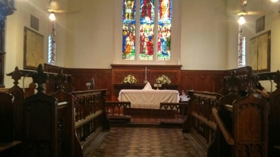 Christ Church - Galle Face