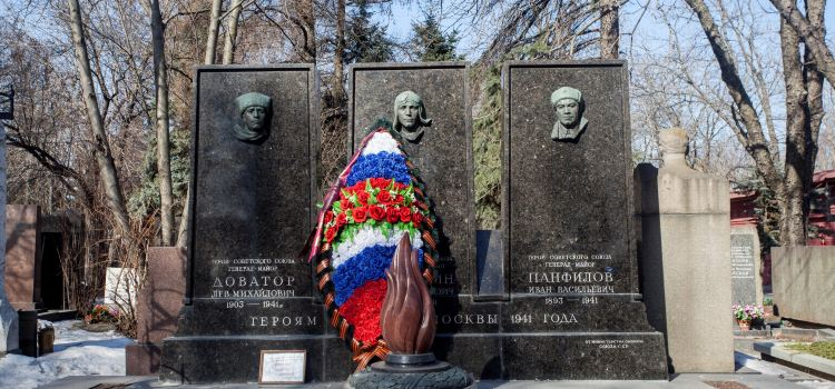 Novodevichy Cemetery1