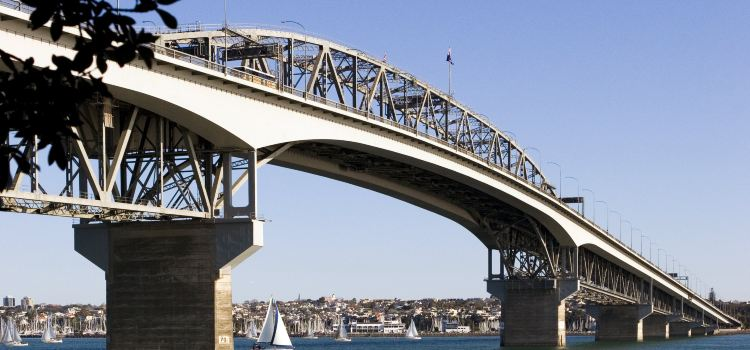 奧克蘭海港大橋