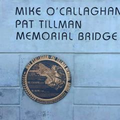 Mike O'Callaghan–Pat Tillman Memorial Bridge User Photo