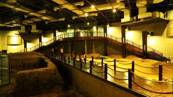 跨湖橋遺址博物館