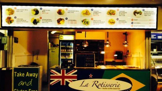 La Rotisserie Restaurant