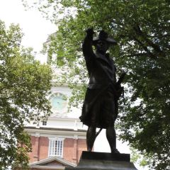 18th Century Garden of the Independence National Historic Park User Photo