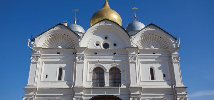 Cathedral of the Archangel (Arkhangelsky Sobor)1