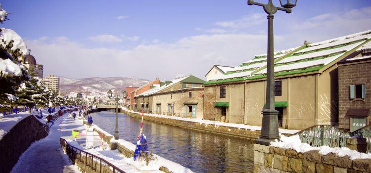 Otaru Canal Warehouse Group1