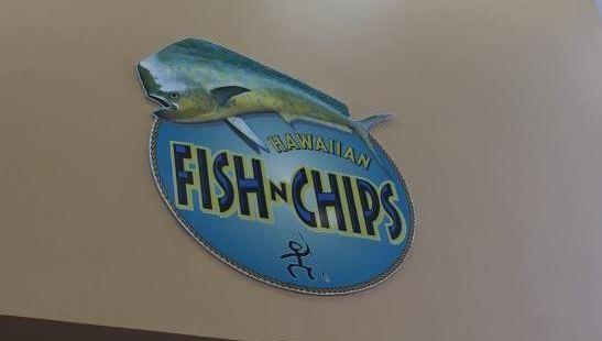 Hawaiian Fish N Chips