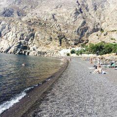 Perissa Beach User Photo
