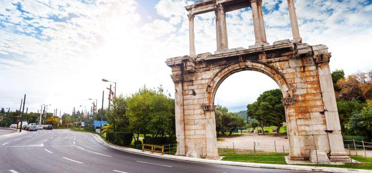 哈德良拱門2