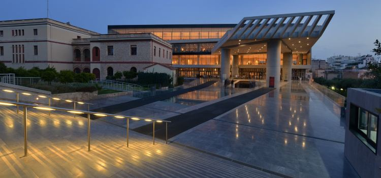 雅典衛城博物館2