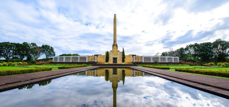MJ Savage Memorial Park