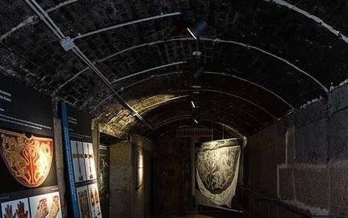 Historischer Kunstbunker