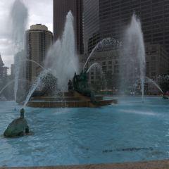 Swann Fountain User Photo