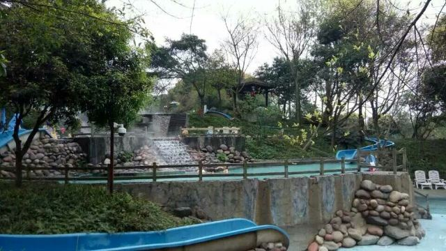 Lingxiu Hot Springs