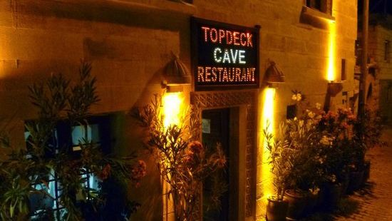Topdeck Cave Restaurant