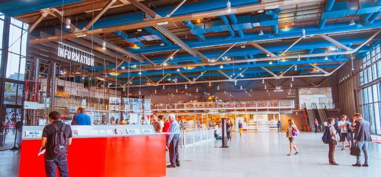 Centre Georges Pompidou3