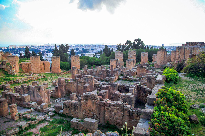 The Carthage Archaeological Park