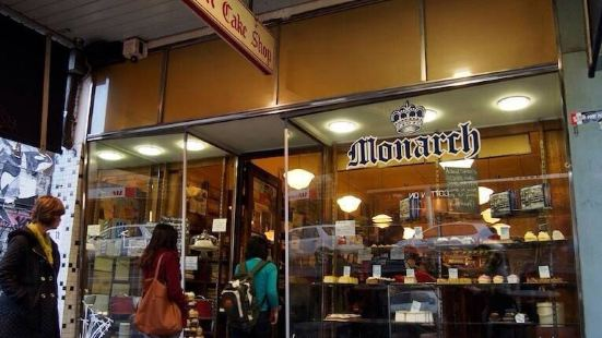 Monarch Cake Shop