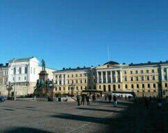 핀란드 대통령궁 여행 사진