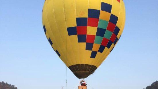 天跡熱氣球