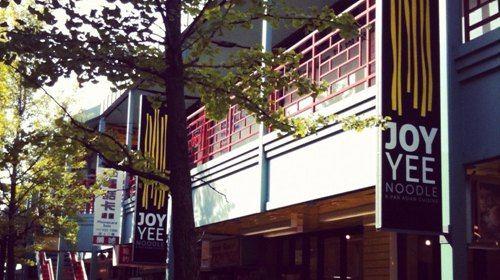 Joy Yee's Noodle Shop