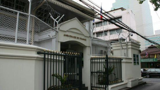 Ambassade de France à Bangkok
