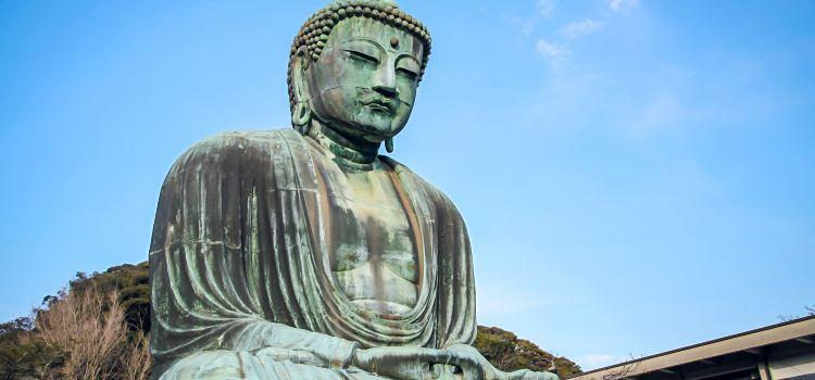 Kotokuin Great Buddha of Kamakura2