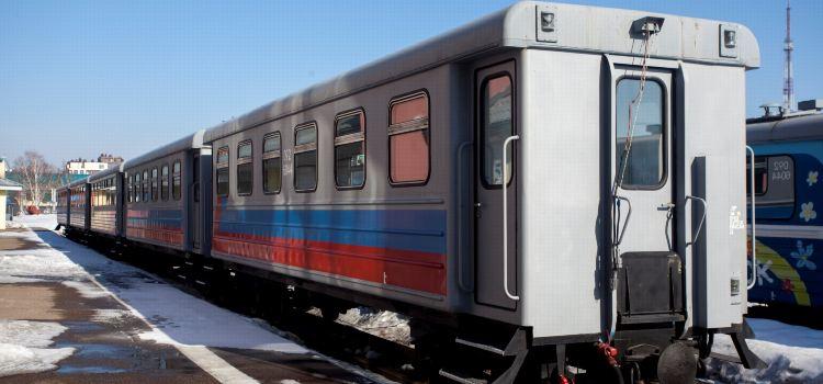 伊爾庫茨克火車主題公園